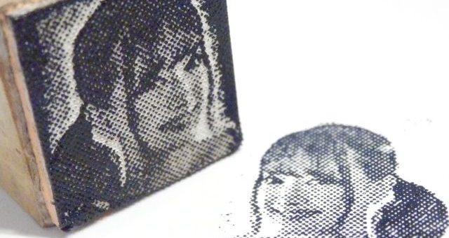 写真スタンプ例1